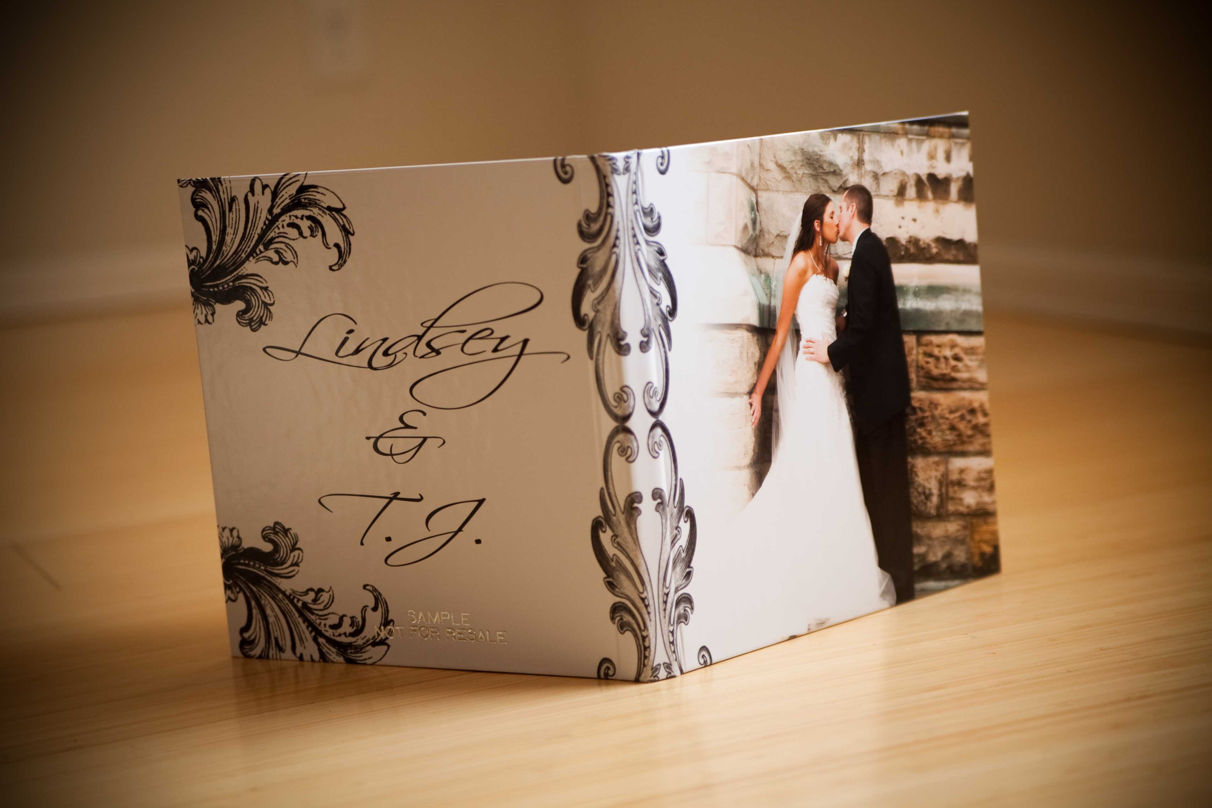 Custom designed albums, oh yeah and save $750!!!